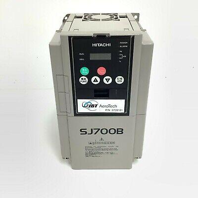 Hitachi Sj700 Series Ac Variable Frequency Drive Inverter Sj700b-055hfu