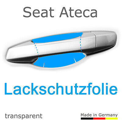 Schutzfolie Aufkleber Türgriff Griffmulde / Seat - Ateca 2016-2019