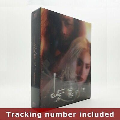 The Bride with White Hair 1 & 2 BLU-RAY Limited Edition - Lenticular