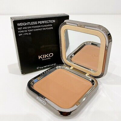 Kiko Milano Weightless Perfection Wet And Dry Powder Foundation RRP £14 - WR120
