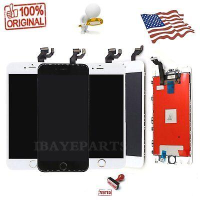 Original iPhone 7Plus 6 6S Plus 5S 8 6 LCD Screen Touch Digitizer Replacment Lot