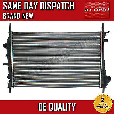 FORD MONDEO MK3 2.0 TDCI / 2.2 TDCI / ST220 2000-2007 MANUAL/AUTOMATIC RADIATOR