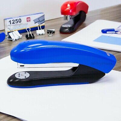 Desktop Full Strip Stapler Set Staple Remover And 1250 Standard 266 Staples