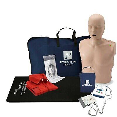 Cpr Training Kit W. Adult Manikin With Feedback Prestan Aed Ultratrainer
