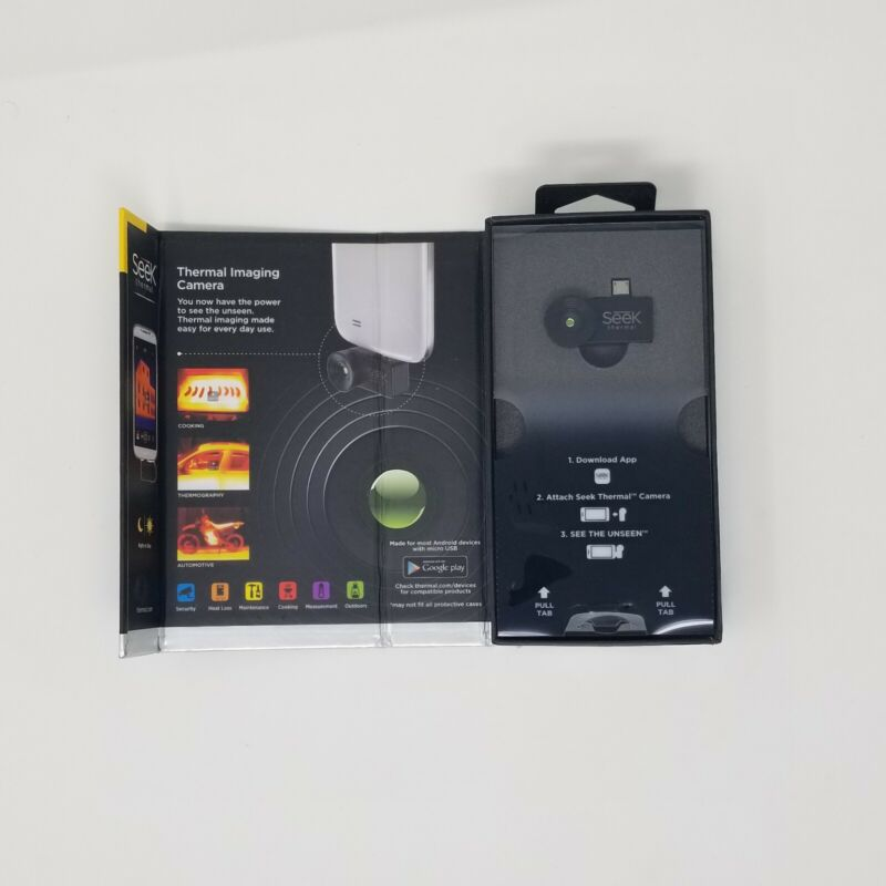 Seek Thermal Imaging Camera UW-AAA for Android Devices