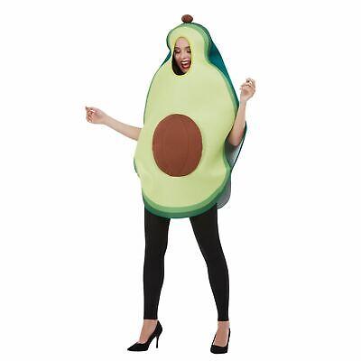 Avocado Anlage Frucht Emoji Mem Kostüm Erwachsene Damen Junggesellinnenabschied