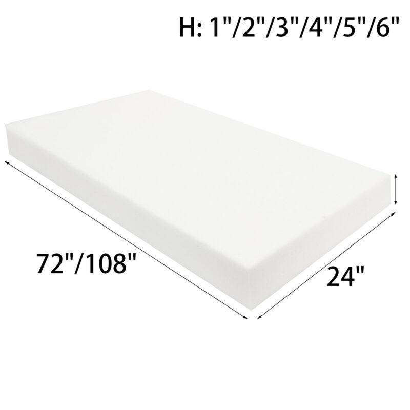 High Density Upholstery Foam Seat Sofa Cushion Replacement Sheets Foam Padding