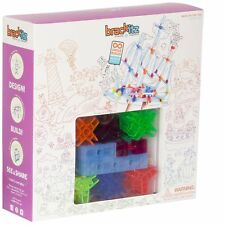 170pc Brackitz Inventor STEM Educational Building: Learning Blocks Kids Toy