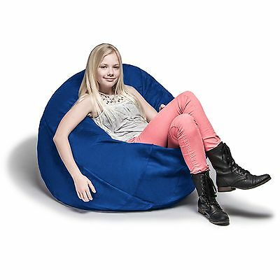 Jaxx 4' Cocoon Bean Bag Chair with Removable Cover