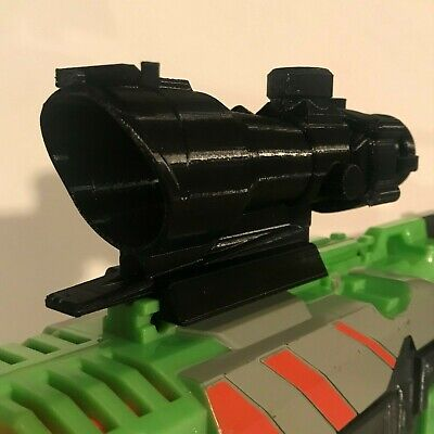 3D Printed ACOG Scope for Nerf Weapon