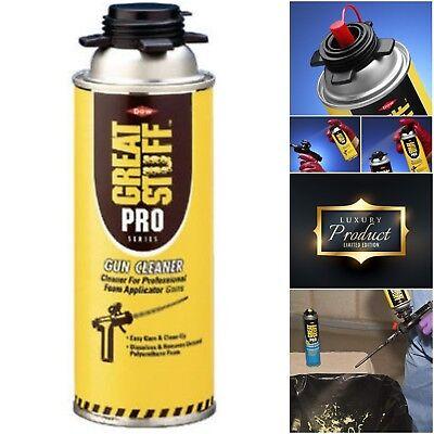Great Stuff Dispensing Gun Cleaner For Professional Foam Applicator Ridgid