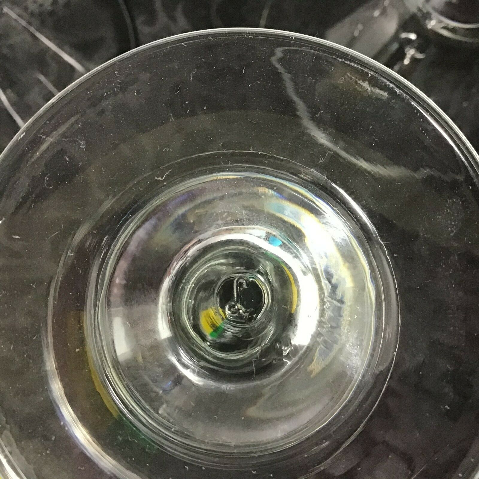 6 Libbey Embassy Plain Cocktail Martini Glasses 7oz 6.4 4oz 5 3 Oz Tasters - $35.99