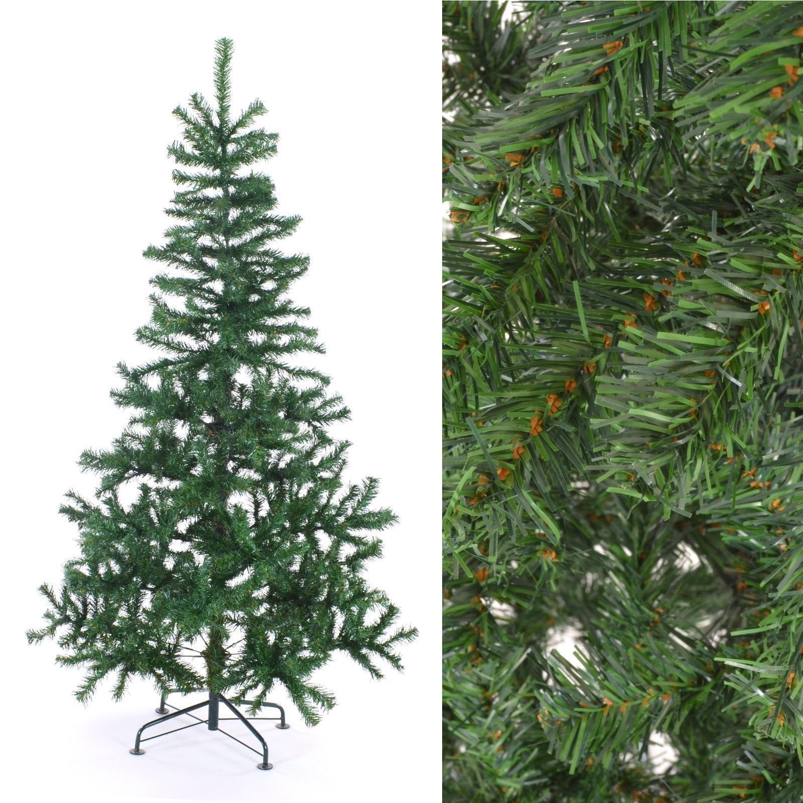 Künstlicher Weihnachtsbaum Tannenbaum Mit Metall-fuß Höhe 180 Cm