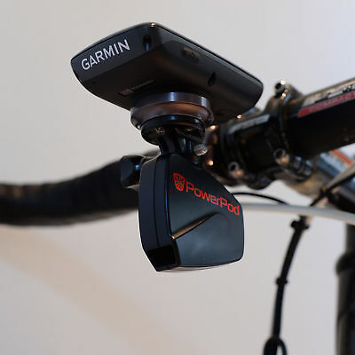 Velocomp Combo Garmin/Aeropod-Powerpod Soporte Negro