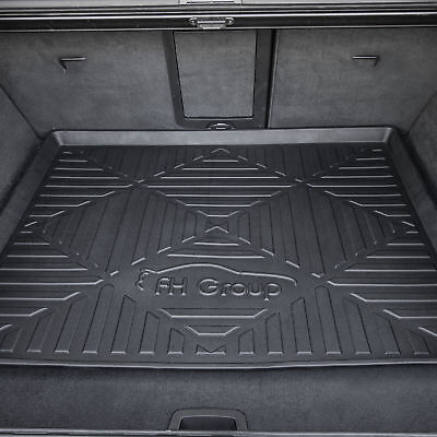 Acura Tsx Trunk Tray - Trunk Cargo Organizer Premium Rubber Tray Mat Black Weather Proof 40