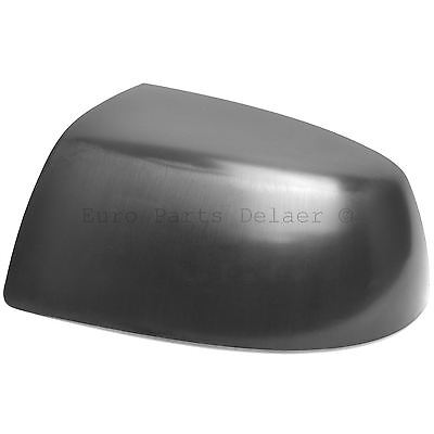 Ford Focus 05 08 Passenger side Mirror Cover Replacement Left Black Wing cap