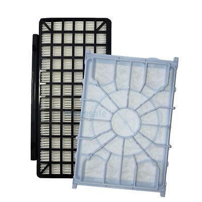 Extra Hepa Filter (HEPA Filter + Motorfilter für Siemens VSQ8M1 Staubsauger Q 8.0 extraKlasse)