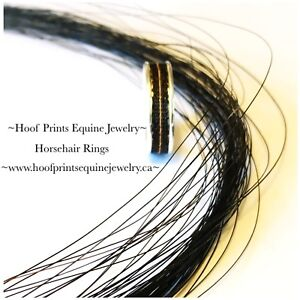 Custom Horsehair Jewelry