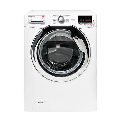 Hoover WDXOC G586C Weiß Waschtrockner, A, 8kg/5kg, 1500U/Min-