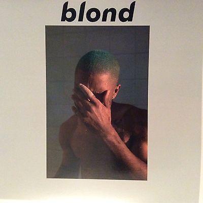 "FRANK OCEAN "" BLOND "" COLOURED VINYL *** NEW LP VINYL"