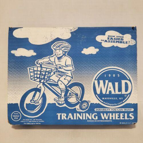 Wald W10252 Bicycle Training Wheels