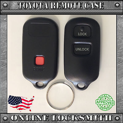Remote Shell Keyless Entry Fob Case For Ford F150 2011-2014 By Ri-Key Security