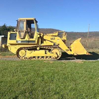 963 Track Loader Excellent Running Condition All New Under Carriage New Parts