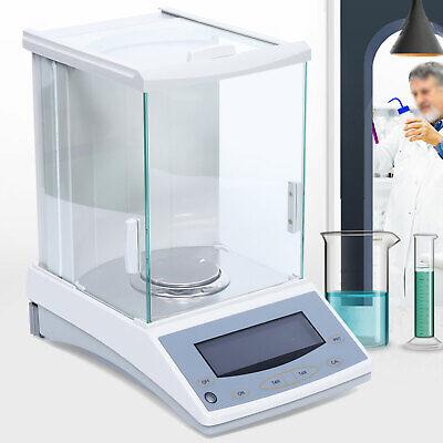 Analytical Balance 0.1mg 200x0.0001g Lab Digital Precision Scale Ultra-sensitive