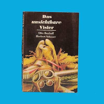 Das unsichtbare Visier   Otto Bonhoff   Herbert Schauer   DDR 1983