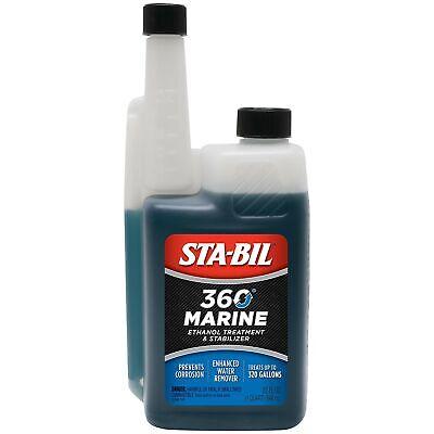 Sta-bil 360 Marine Ethanol Treatment And Fuel Stabilizer - Prevents Corrosion...