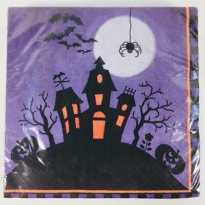 18+ Halloween Parties Ct (Haunted House Halloween 18Ct Luncheon / Party)