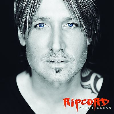 Ripcord   Keith Urban Cd Free Shipping   The Fighter   Blue Aint Your Color