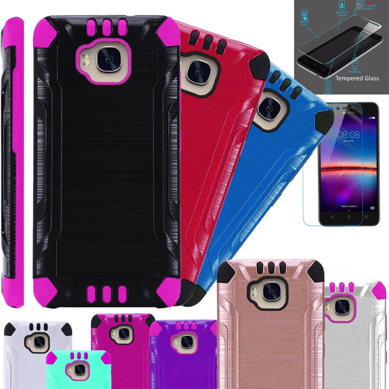 Купить HR Wireless - Huawei Ascend XT Phone Case Cover + TEMPERED GLASS SCREEN PROTECTOR Kombatguard
