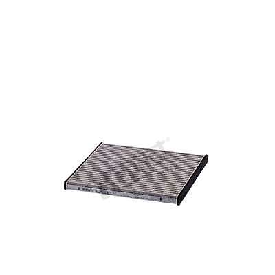Genuine OE Quality Hella Hengst Activated Carbon Cabin Filter - E2930LC