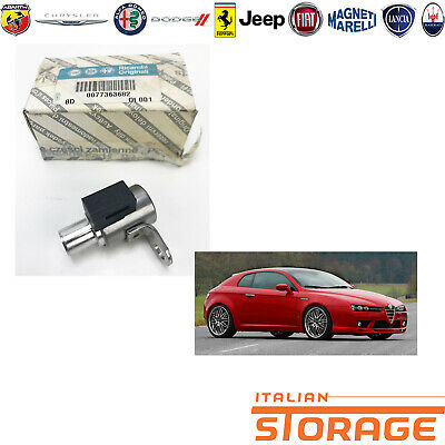 ALFA ROMEO 159 BRERA SPIDER FIAT CROMA ELETTROVALVOLA CAMBIO AUTOMATICO 77363682