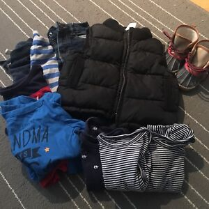 6-12 Month Boys Winter Clothes