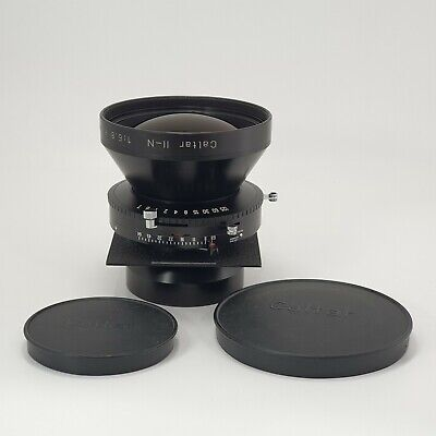 (Rodenstock)Caltar II-N 360mm f6.8 MC w/lensboard (for4x5,5x7,8x10) large format