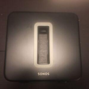 Sonos Sub - Noir mat - Excellent condition