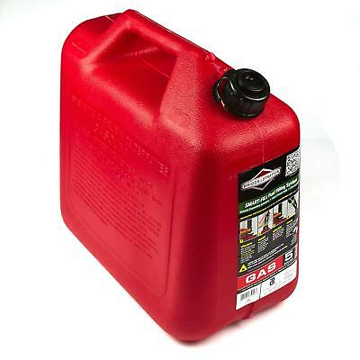 Briggs Stratton 85053 5.0 Gal Gasoline Can