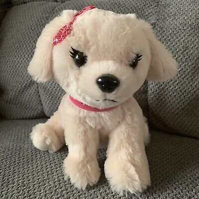 Barbie Kiss and Care Pet Vet Doctor Electronic Puppy - Fluffy Plush w/ sounds