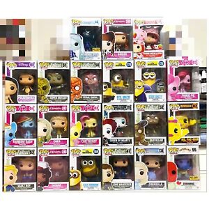 PRICE ARE LISTED ON THE AD - FUNKO POPS
