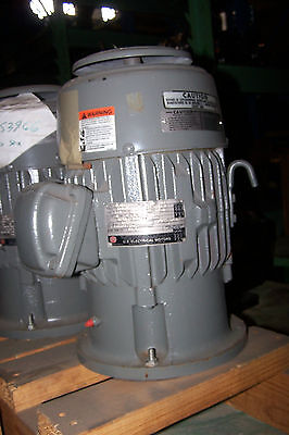 New Us Motors 5 Hp Xp Ac Electric Motor 184hp Frame 230460 Vac 3475 Rpm