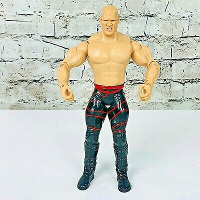 "Kane Unmasked WWE 7.25"" Tall Wrestling Action Figure Jakks Pacific 2003 for sale  Shipping to India"