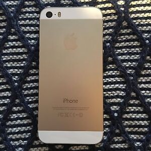 Iphone 5s gold 16go avec telus
