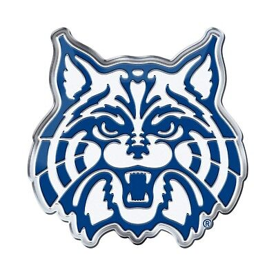 Arizona Wildcats CE4 Alternate Logo Color Auto Emblem Chrome Decal University of - University Of Arizona Logo