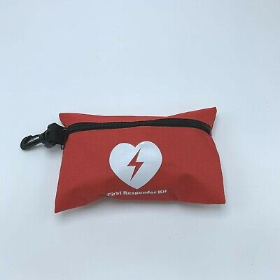 First Responder Kit With Pouch - Red