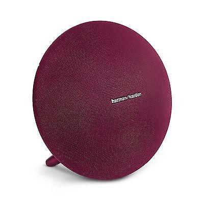 New Harman/Kardon Onyx Studio 3 High-End Portable Bluetooth Speaker Red