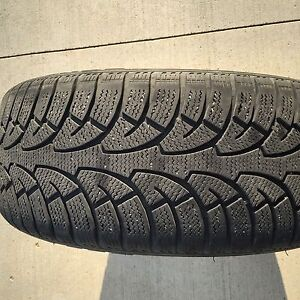 4 winter tires for SALE!! Size 225/50/17