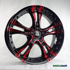 18x8 5x120 Alloy Wheels Rims Holden Commodore VE VT VX VY VZ VU VS VR SS SSV