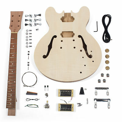 StewMac Build Your Own 335-Style Electric Guitar Kit